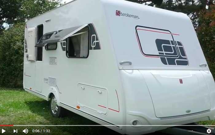 Wohnwagen Etagenbett Sterckeman : Sterckeman starlett pe kid s als pickup camper in adendorf bei